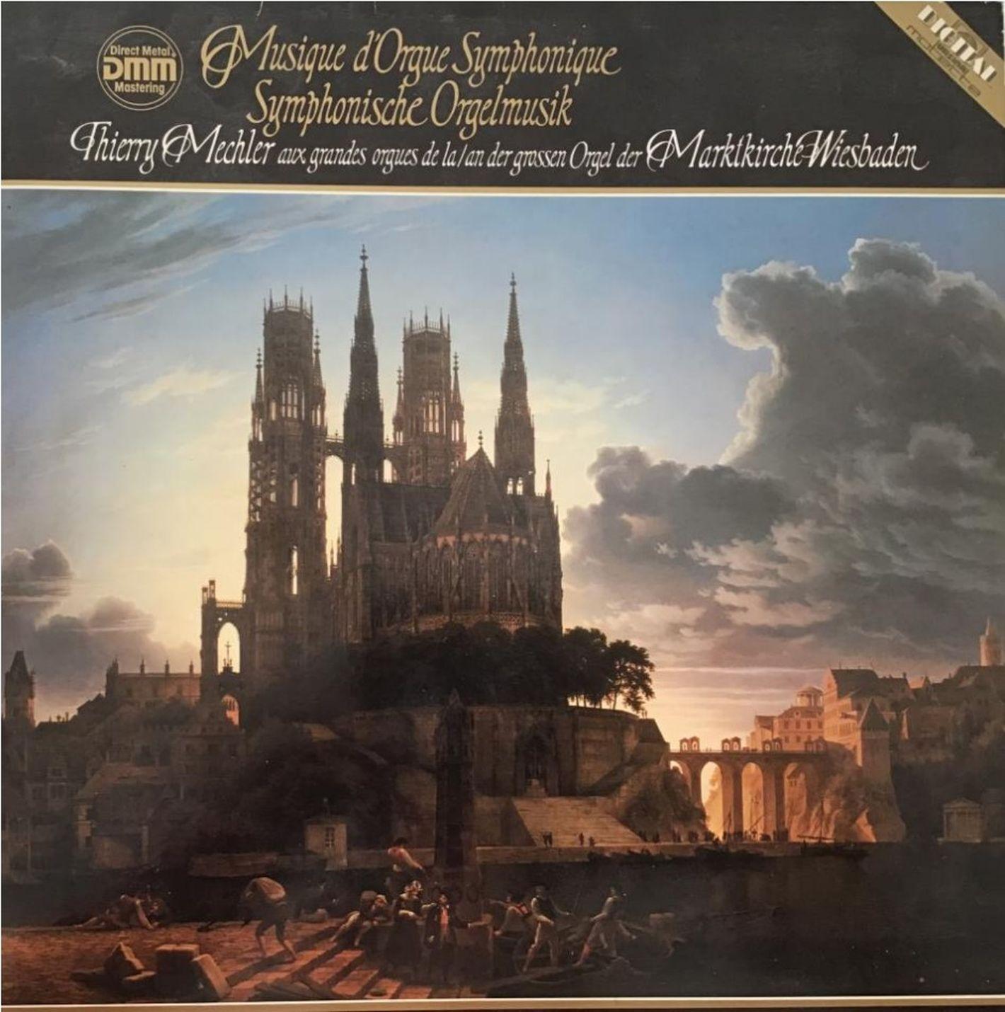 Symphonische Orgelmusik