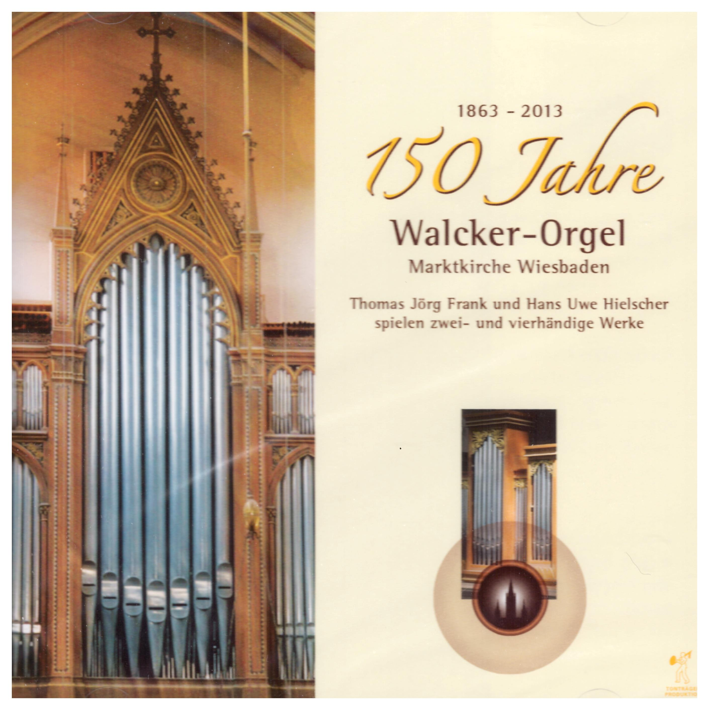 150 Years Walcker Organ
