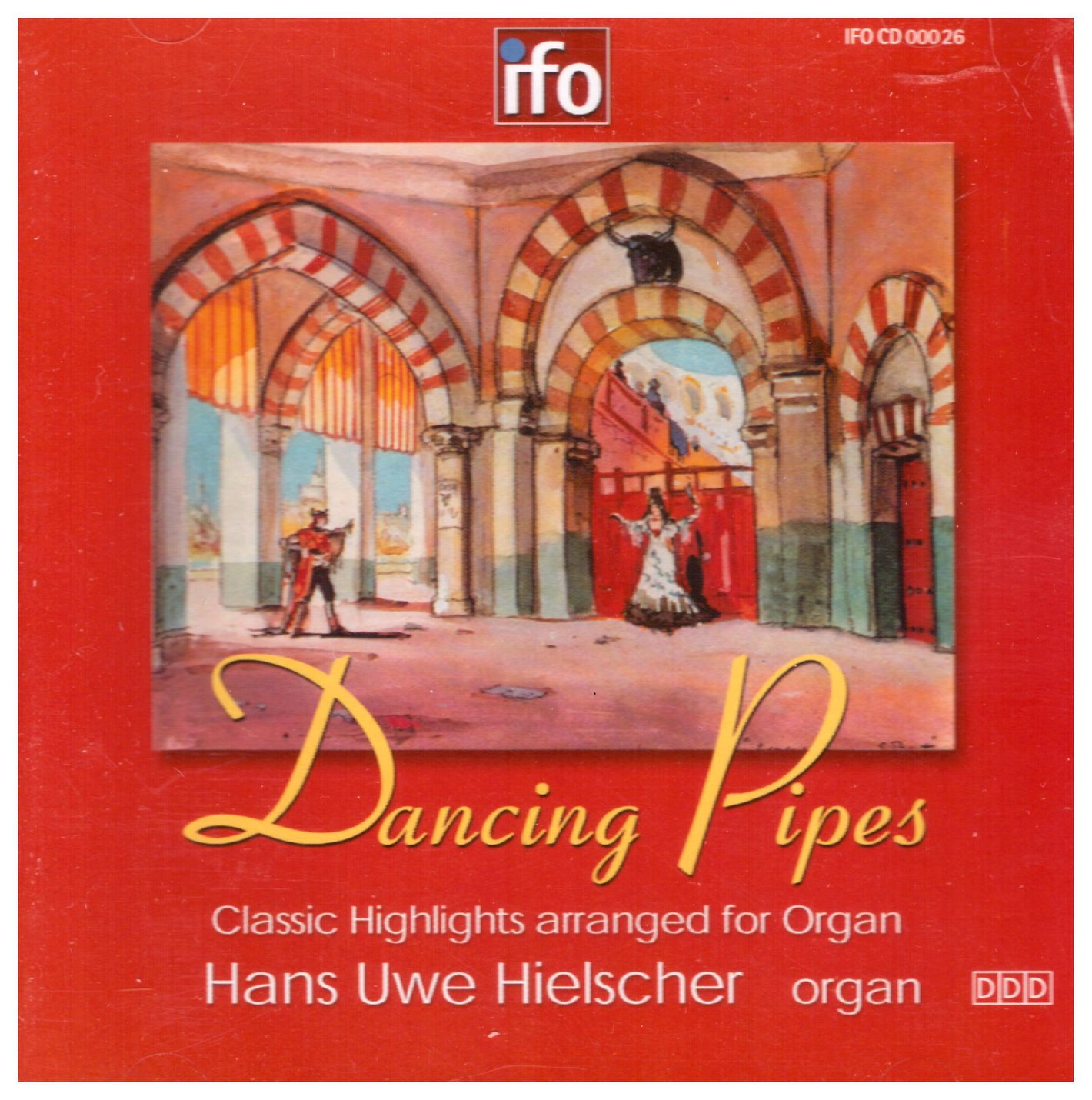 Dancing Pipes I