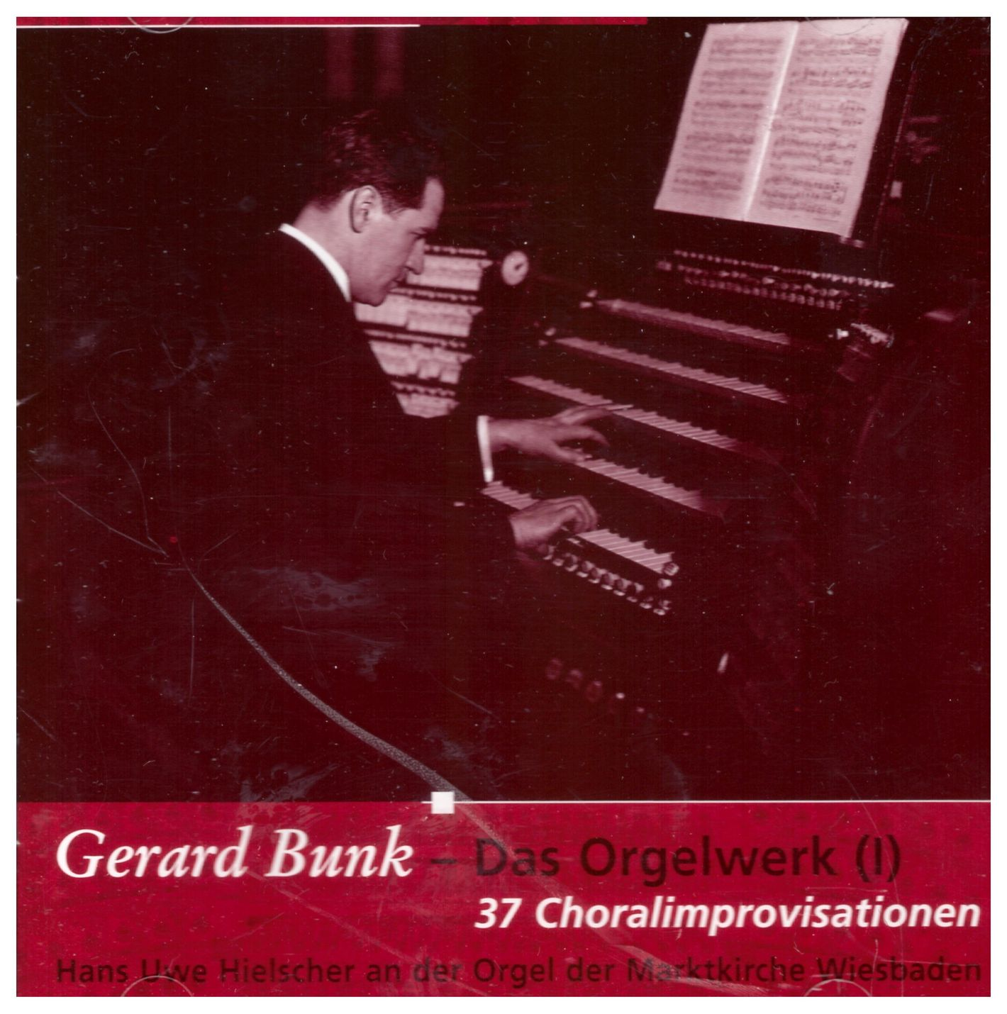 Gerard Bunk Organ Works II