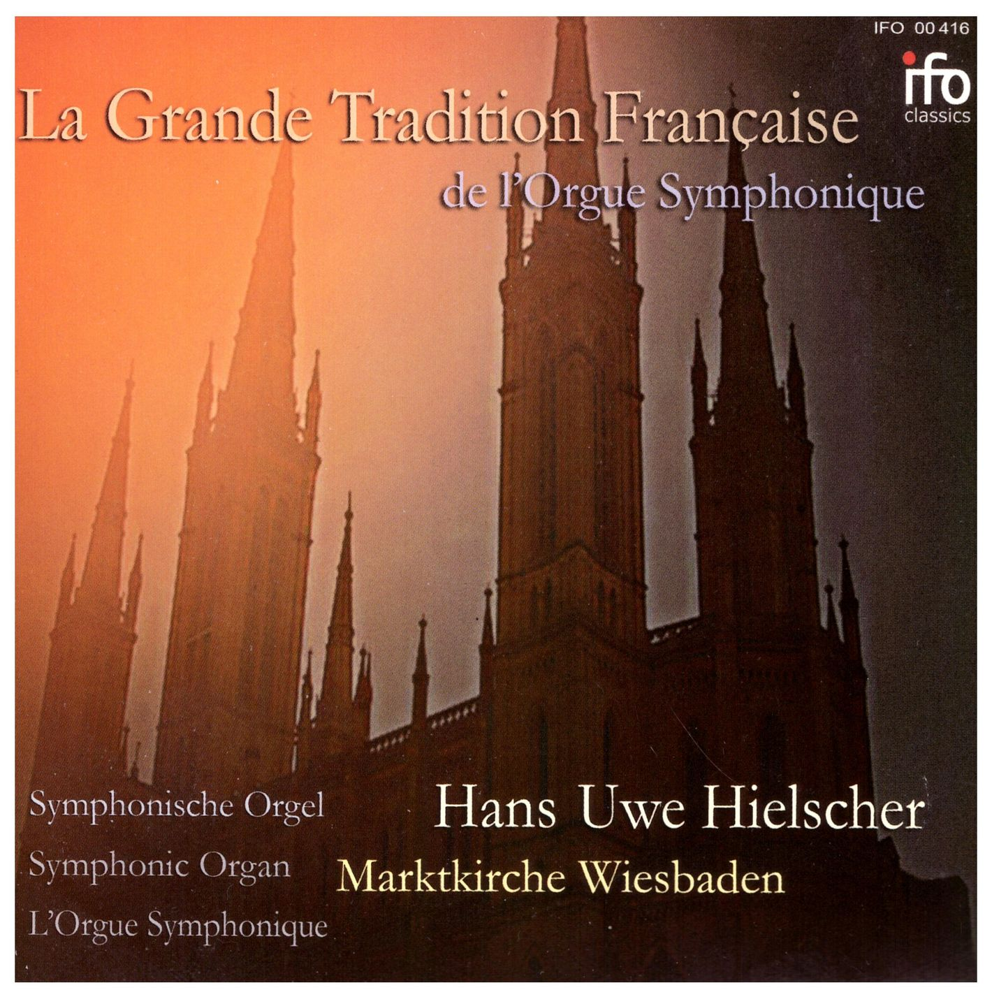The Great Tradition of<br>French Symphonic Organ Music