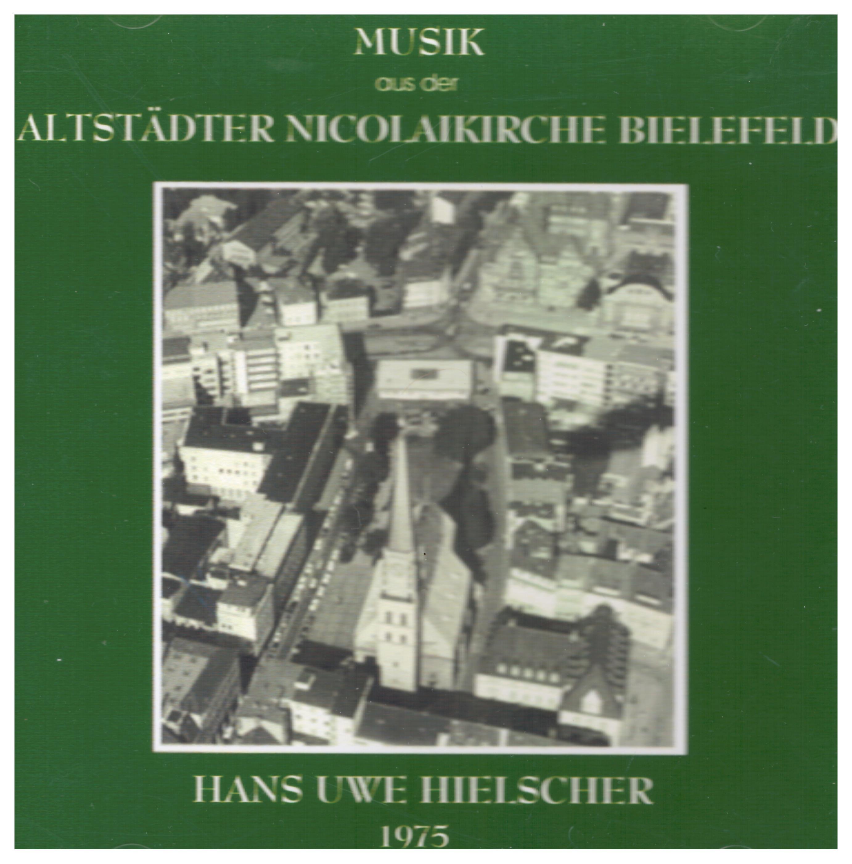 Musik aus der Altstädter Nicolaikirche Bielefeld (LP)